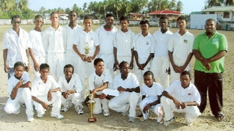 RHT Wins Under-17 Title, 2010