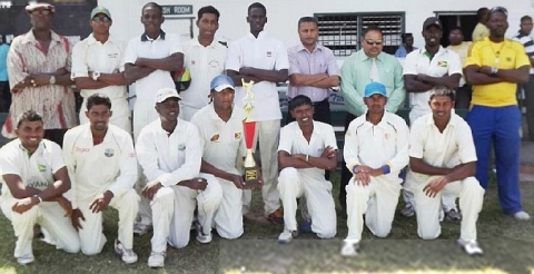 Demerara 4-Day Team, 2012