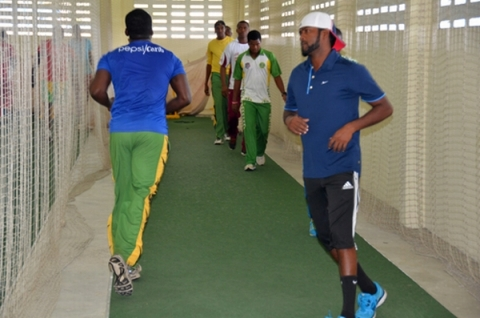 2013 T20 Team Training 1