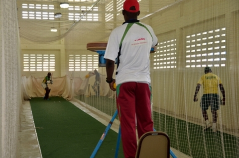 2013 T20 Team Training 2
