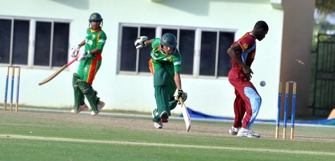 ODI 1: uzZaman Run Out, 2013