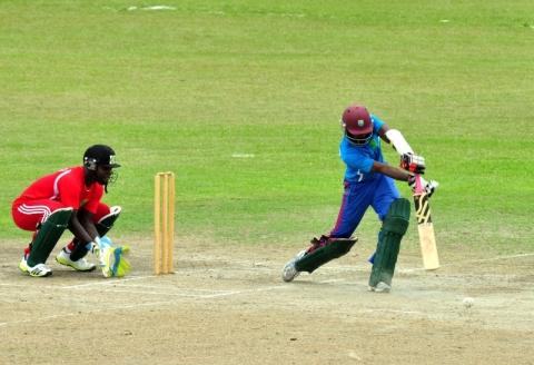 Chandrika Drives v Berbice, 2013