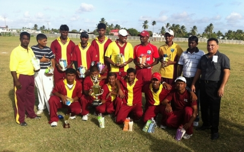 Enterprise Wins 40-Overs Title, 2013