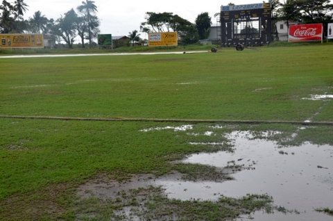 Wet Everest Ground, 2013