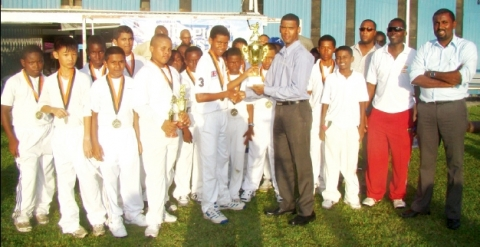 DCC Wins Peewee Title, 2011