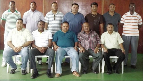 GCB Executives, Jan 2013
