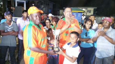 Nand Persaud Memorial Trophy