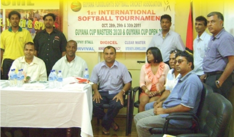 Guyana Cup 1: Announcement