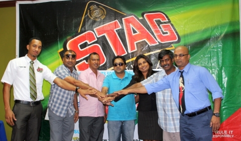 Stag Joins Softball Cup 4