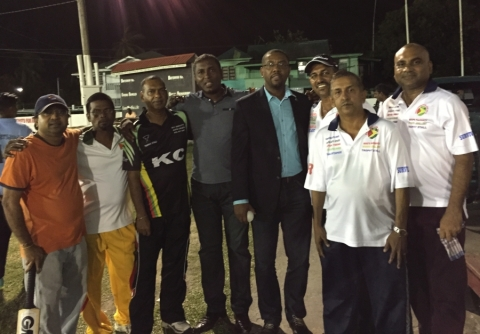 WICB President Sees Softball