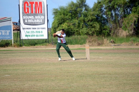 Patrick Khan of Farm XI (2)