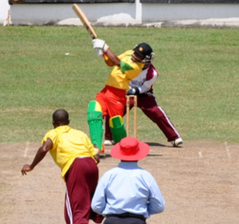 Second Windwards Practice Match
