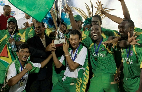 2010 Caribbean T20 Champs