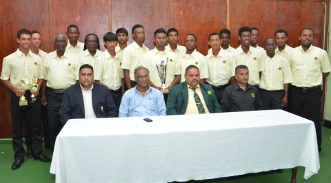 Guyana: 2014 U19 3-Day Champs
