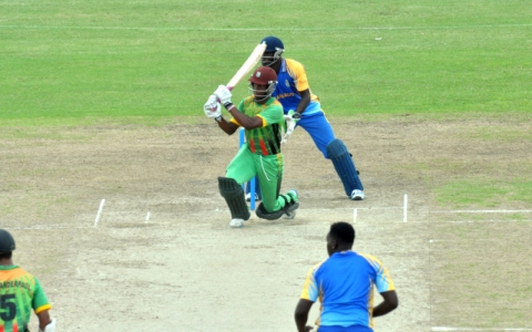 Hetmyer 123 v Barbados