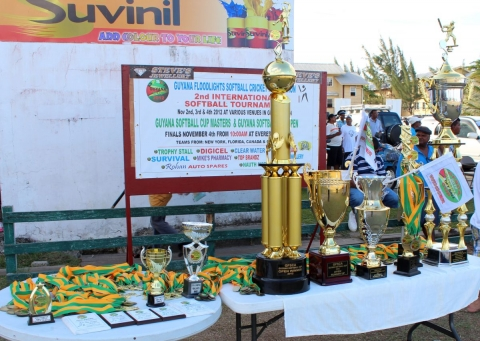 GFSCA GuyCup2 Trophies, 2012