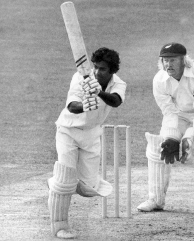 Kalli vs NZ, World Cup 1975