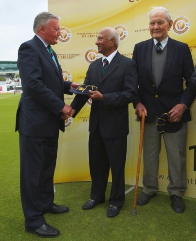 Inducted Into ICC Hall Of Fame