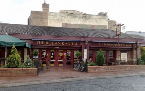 The Rohan Kanhai Pub, 2010
