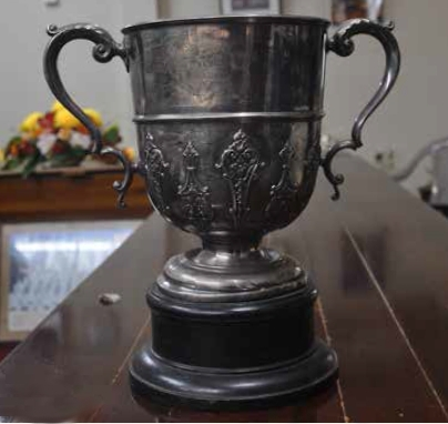 The Kawall Cup, 2014