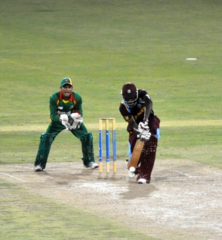 ODI 1: Lugg Defends, 2013