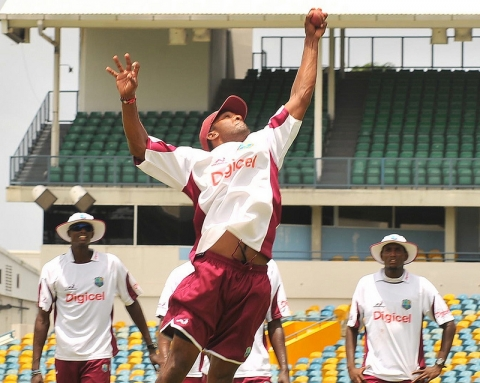 Permaul Catches In WI A Warmup, 2012