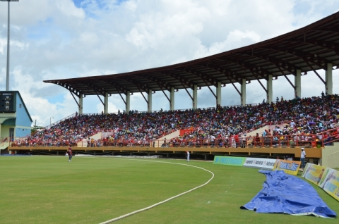 Providence Full For ODI 1, 2013