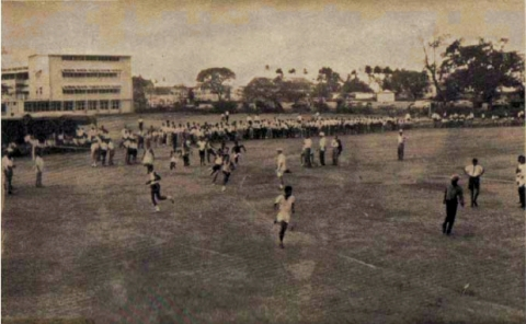 QC Sports Day, 1963