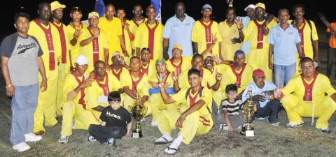 Guyana Cup 1: Regal Masters - Champs
