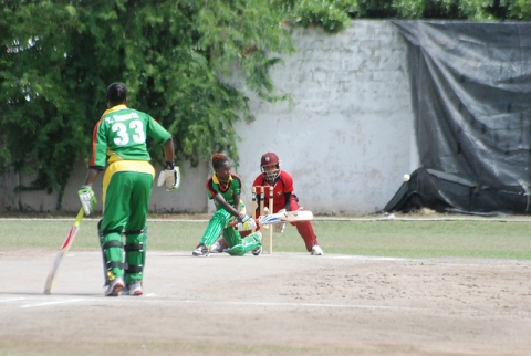 Campbelle Sweeps v T&T, 2012