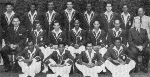 West Indies In Australia, 1960