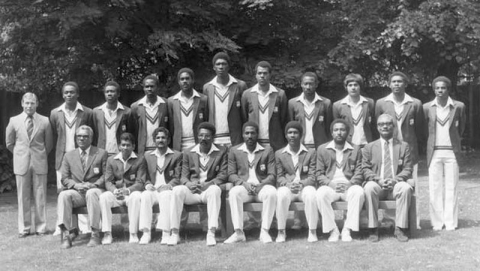 West Indies in England 1980
