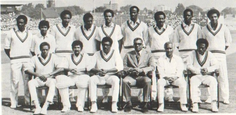 WI 1975 World Cup Squad