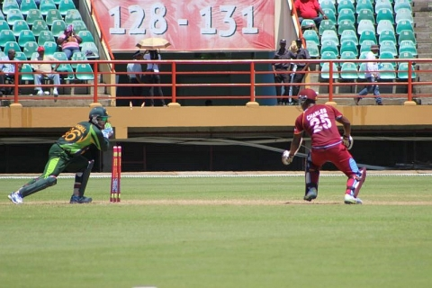 ODI2: Akmal Stumps Charles, 2013
