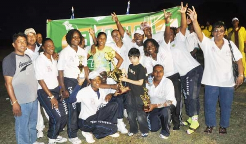 Guyana Cup 1: WellWoman - Women's Champs