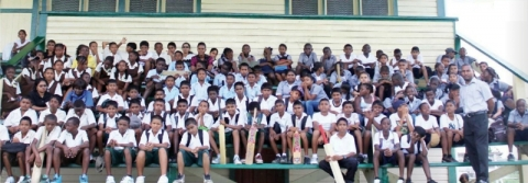Schools Windball 20 May 2013