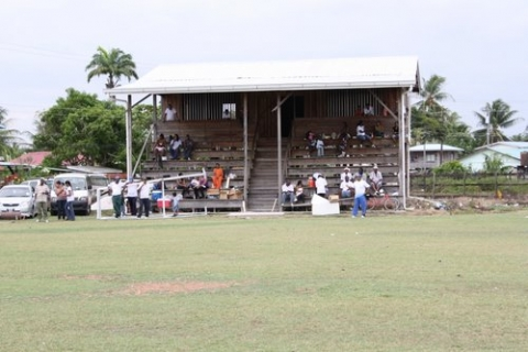 Young Warriors Ground, 2010