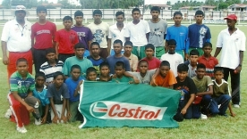 BCB/Castrol Coaching Participants, April 2012