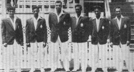 Walcott & Berbice Players, 1956
