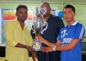 Blairmont Cricketer-of-the-Year, 2013
