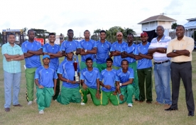 Demerara Senior LO Team, 2013