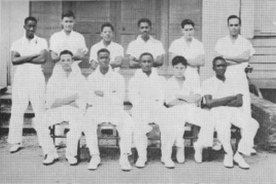 QC Case Cup Team, 1949