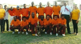 RHT Wins Busta Tournament, 2010