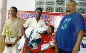 RHT Assists Youngsters, 2013