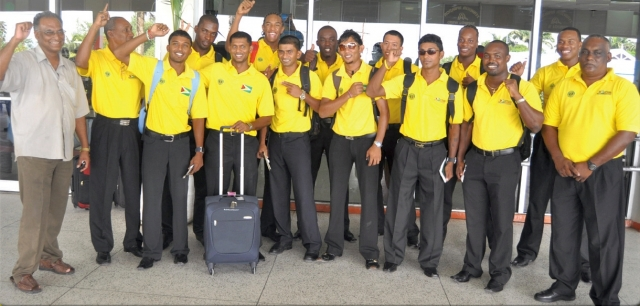 Twenty20 Team Off To Antigua