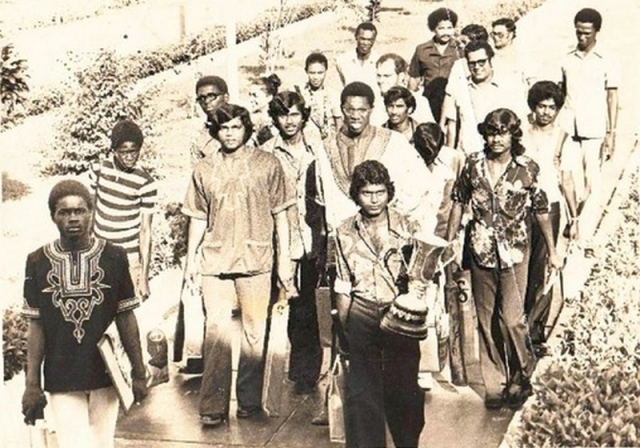 Guyana Wins Youth Tournament, 1976