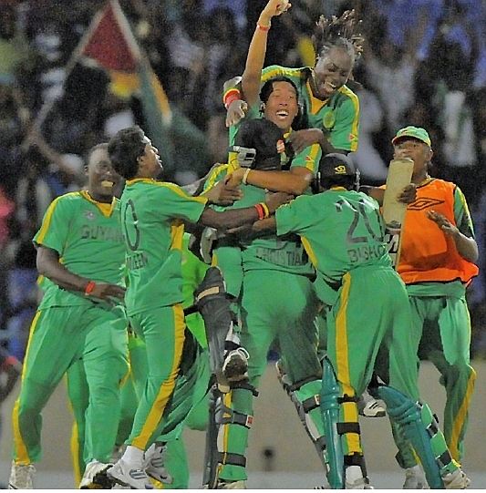 Guyana Celebrates The Unexpected!