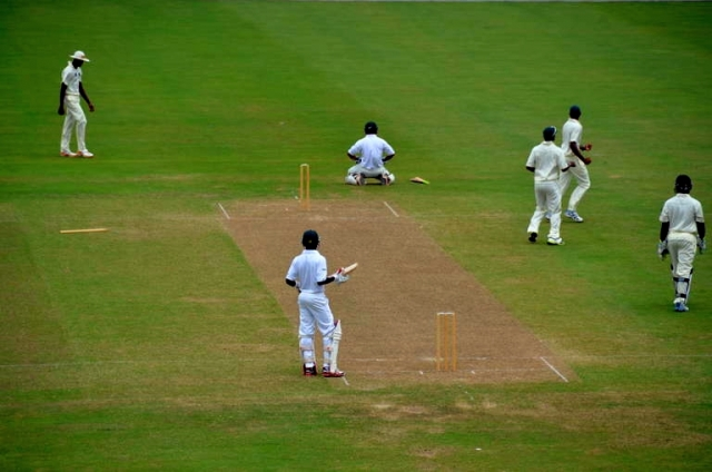 Baugh 99 Run Out, 2013