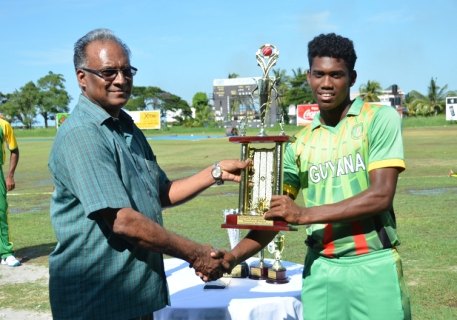 Paul: Best U-19 All-Rounder