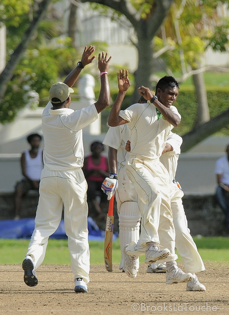 Ramdeen Gets Edwards, 2012
